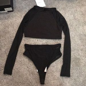 Other - Brand New with Tags Naked Wardrobe two piece